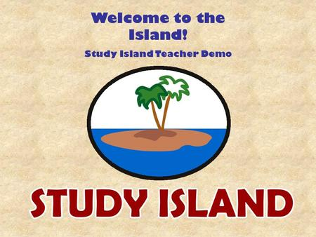 Study Island Teacher Demo