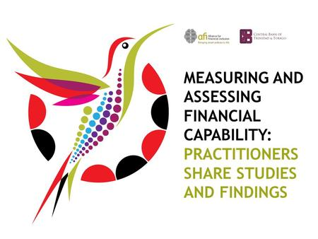 MEASURING AND ASSESSING FINANCIAL CAPABILITY: PRACTITIONERS SHARE STUDIES AND FINDINGS.