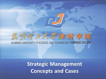 Strategic Management Concepts and Cases. About the Authors Michael A. Hitt is a Distinguished Professor and holds the Joseph Foster Chair in BusinessLeadership.