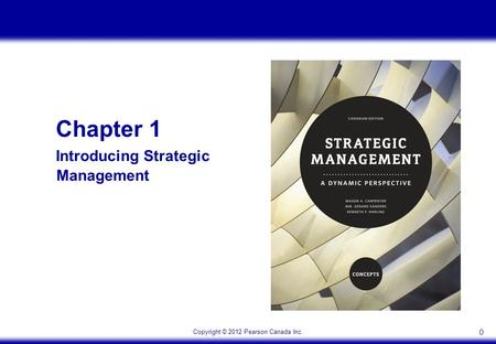LEARNING OBJECTIVES 1. Understand what a strategy is and identify the difference between business-level and corporate-level strategy. 2. Understand why.