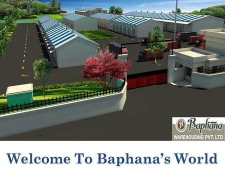 Welcome To Baphana's World. Presents An Effective Solution to Manage One of the Most Integral Part of Your Office…. FILES.