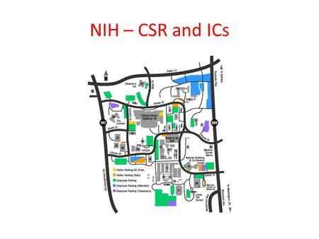 NIH – CSR and ICs. The Academic Gerontocracy Response to the Crisis Early investigator status: first real grant application. K awards, R13s etc don't.