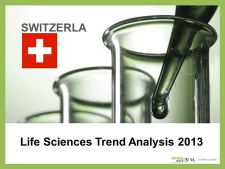Life Sciences Trend Analysis 2013 SWITZERLA ND. About Us The following statistical information has been obtained from Biotechgate. Biotechgate is a global,