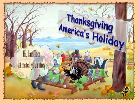 Thanksgiving America's Holiday