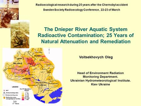 Radioecological research during 25 years after the Chernobyl accident