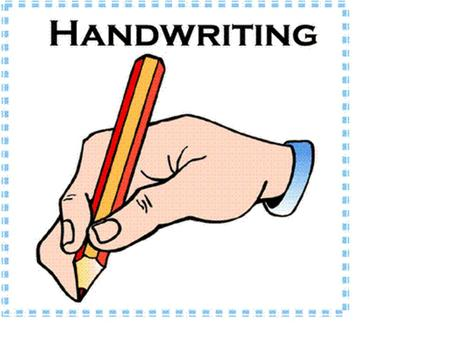Handwriting Analysis- What is it? Handwriting analysis, or graphology, is the science involved in producing a personality profile of the writer by examining.