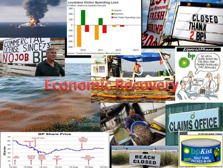 "Quote from BP CEO Tony Hayward May 31, 2010 ""We're sorry for the massive disruption it's caused their lives. There's no one who wants this over more than."