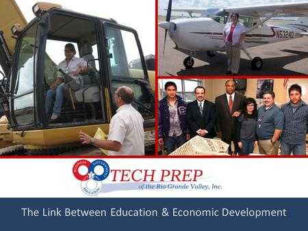 The Link Between Education & Economic Development.