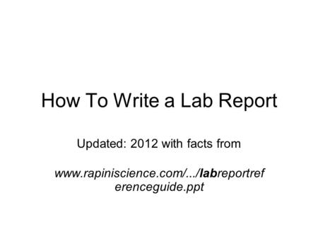 how to write a lab report based on onion skin cells The cells of an onion skin are generally rectangular in shape of specific gravity, a numerical scale based on 10 in a previous biology lab three.