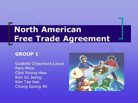 regional analysis north american free trade agreement [nafta]) other countries' use of regional trade agreements reflects tactical   into both an analysis of the effects of any given regional trade agreement, and.