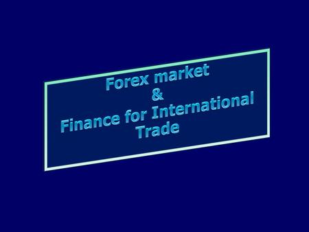 International cysec forex trading company