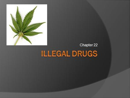 Chapter 22. Lesson 1 Do Now  Reasons to use drugs worksheet.