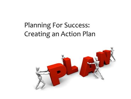 Planning For Success: Creating an Action Plan. Planning Step The Strategic Prevention Framework.