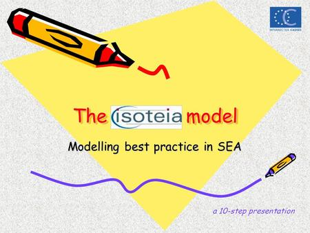 The model Modelling best practice in SEA a 10-step presentation.