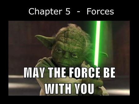 Chapter 5 - Forces.  force – a ____ or ____ on an object  causes _____ or causes a moving object ________ or change _______  if a force acts on an.