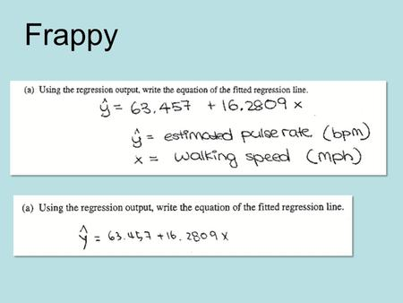 Frappy. Inference for Regression Formulas: Hypothesis test: