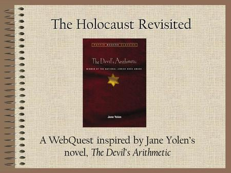 The Holocaust Revisited
