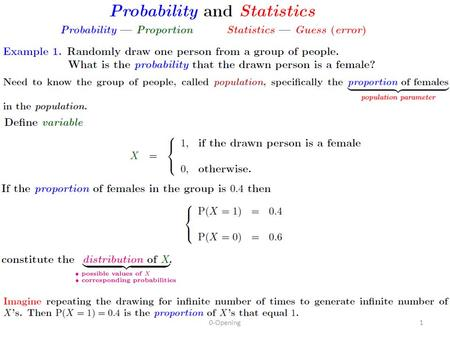 10-Opening. 2 3 4 5 6 7 8 1-Picture of Probability and statistics 9.