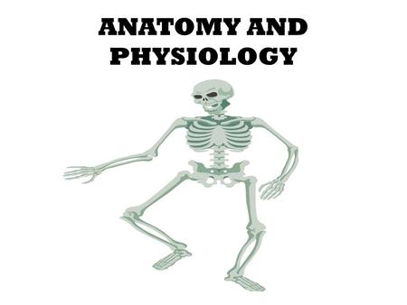 ANATOMY AND PHYSIOLOGY THIS IS THE STRUCTURE AND FUNCTION OF THE BODY.