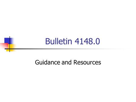 Bulletin 4148.0 Guidance and Resources. BUL-4148.0 Format Provides a table of contents Organizes School Site Council (SSC), Compensatory Education Advisory.