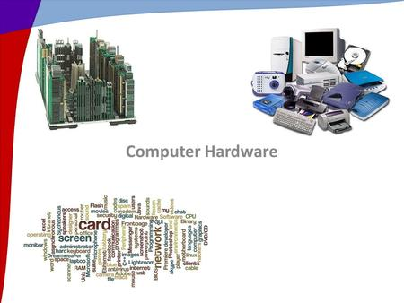 Computer Hardware. 3-2 Understand the history and evolution of computer hardware. Identify the major types and uses of microcomputer, midrange, and mainframe.