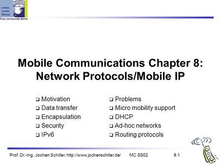 mobile computing pdf by jochen schiller
