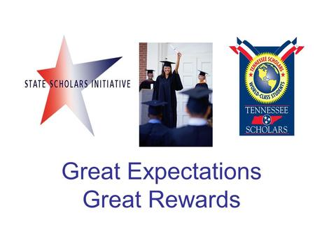 Great Expectations Great Rewards. What is in your future?
