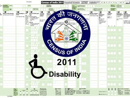 Introduction Brief history Note before you set you Word of caution Question 9: Disability Types of Disability.