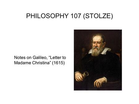 galileo letter analysis The galileo community note includes chapter-by-chapter summary and analysis, character list, theme list, historical context, author biography and quizzes written by community members like you.