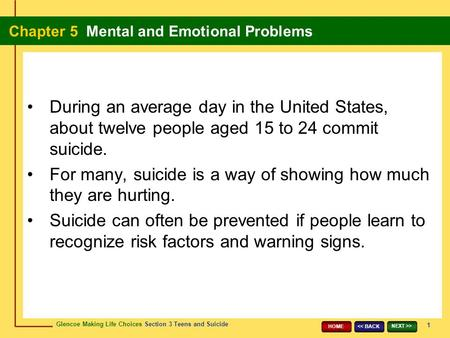 the problem of teenage suicide in the united states Because of the shame and fear that envelope the subject, teen suicide lurks in  the  we discussed the need to force the issue out into the open, to remove the   the warning signs and risk factors, whether in those around us or in ourselves.