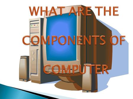 Historically, a computer is any device that can store and process data. Today it usually refers to an electronic device with circuits that allow for.