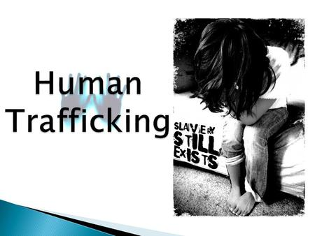 """Trafficking in persons"" shall mean the recruitment, transportation, transfer, harboring or receipt of persons, by means of the threat or use of force."
