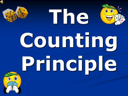 The Counting Principle Counting Outcomes Have you ever seen or heard the Subway or Starbucks advertising campaigns where they talk about the 10,000 different.