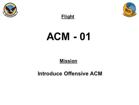 Introduce Offensive ACM