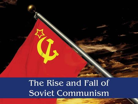 fall of communism in eastern europe