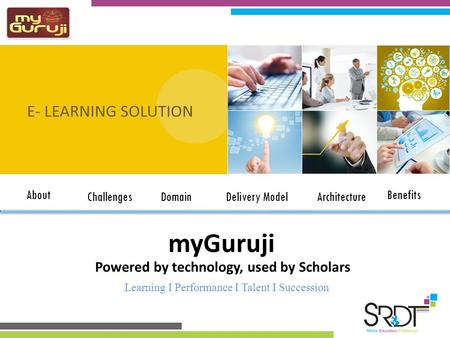 myGuruji Powered by technology, used by Scholars