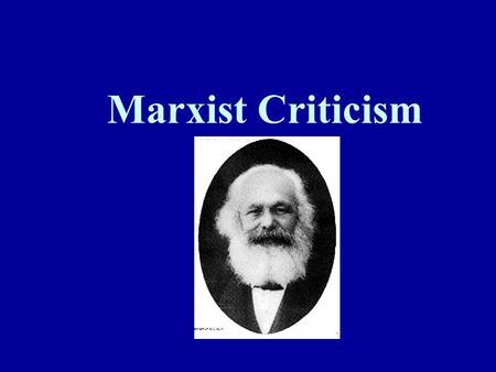 Karl marx thesis antithesis
