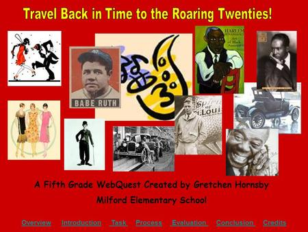 Travel Back in Time to the Roaring Twenties!