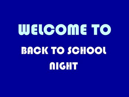 WELCOME TO BACK TO SCHOOL NIGHT. MR. CUMMISKEY 15th Year at North Penn High School One previous year at Penncrest H.S. in Delaware County B.S.Ed. from.