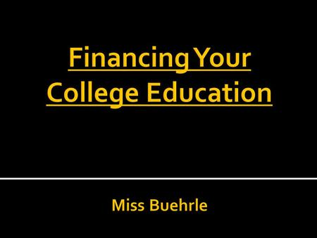  How to Responsibly Finance Your College Education  Video Video.