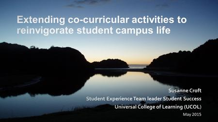 Introduction - Why it was necessary for the Student Association and the Student Experience Team to collaborate: