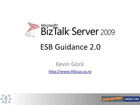 ESB Guidance 2.0 Kevin Gock