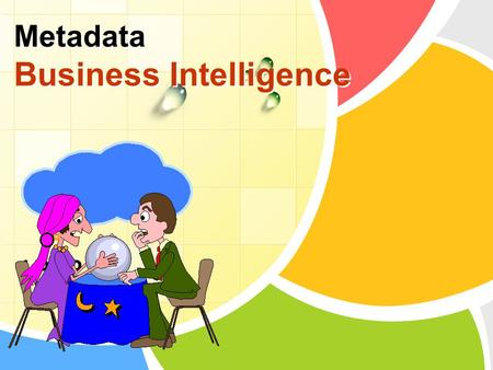 L/O/G/O Metadata Business Intelligence Erwin Moeyaert.