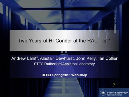 Two Years of HTCondor at the RAL Tier-1
