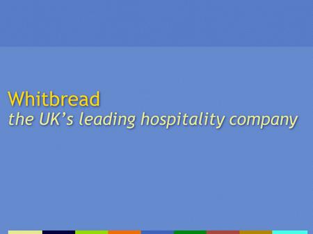 whitbread plc and change management Get information, facts, and pictures about whitbread plc at encyclopediacom make research projects and school reports about whitbread plc easy with credible articles from our free, online encyclopedia and dictionary.