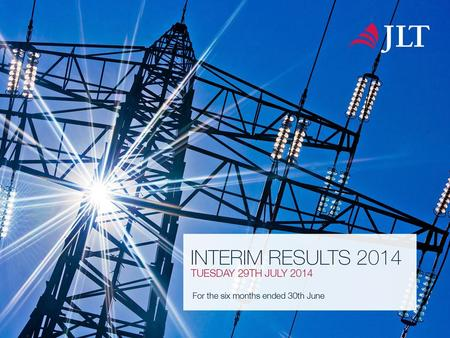 INTERIM RESULTS 2014. 2014 Interim Results Highlights  Organic revenue growth of 6%  Underlying PBT up by 15%  Strong performances from Asia, Latin.