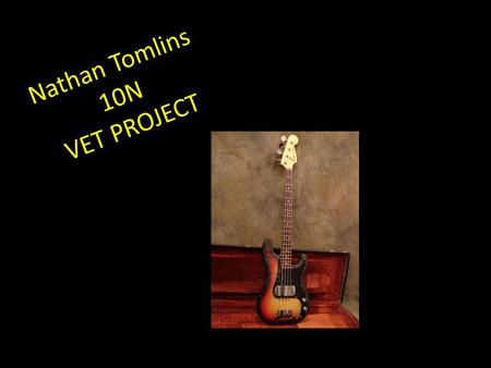 "Nathan Tomlins 10N VET PROJECT. RAP RAP FACTS Rap is explained to be poetry to the tone of groovy beats made by a bass or keyboard. Also known as ""hip-hop"","