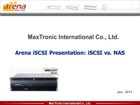 MaxTronic International Co., Ltd.