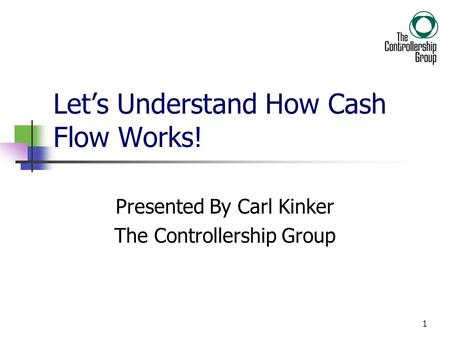 Let's Understand How Cash Flow Works!