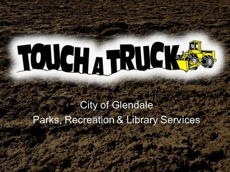 City of Glendale Parks, Recreation & Library Services.